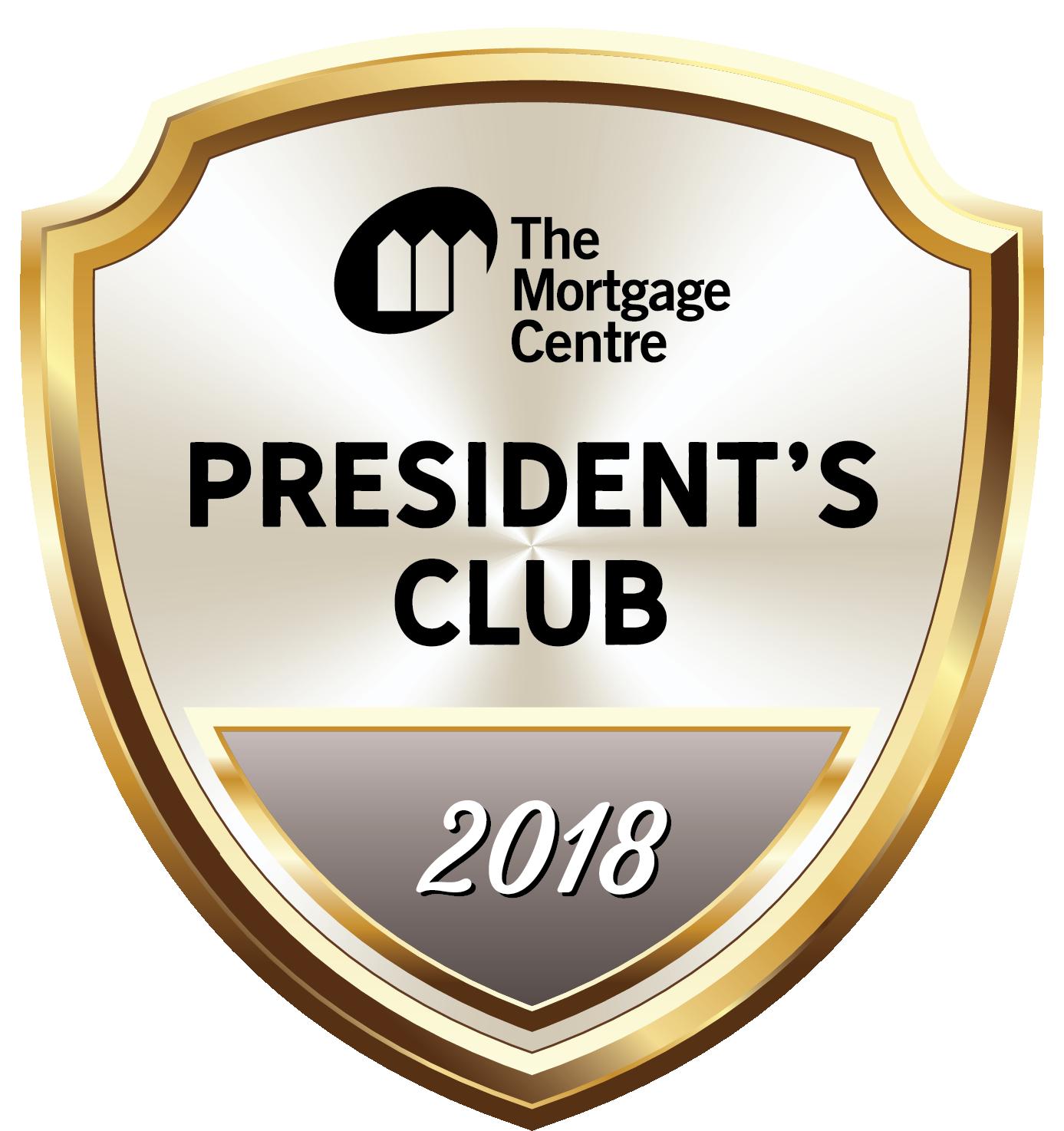 2018 President's Club